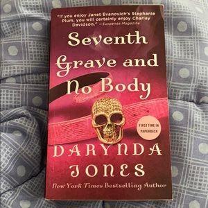 """Seventh Grave and No Body"" by Darynda Jones"